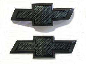 2016-2017 Camaro Custom Painted Bowties Emblems Package