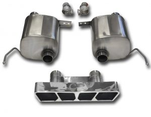 C7 Corvette Corsa Performance Exhaust systems