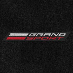 C7 Corvette Grand Sport Embroidered Floor and Cargo mats ...