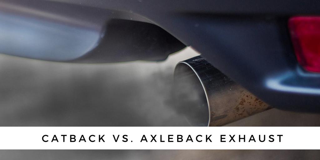 Catback vs. Axleback