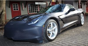 C7 Corvette NoviStretch Front Bumper Mask