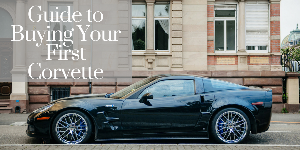 Guide to Buying Your First Corvette