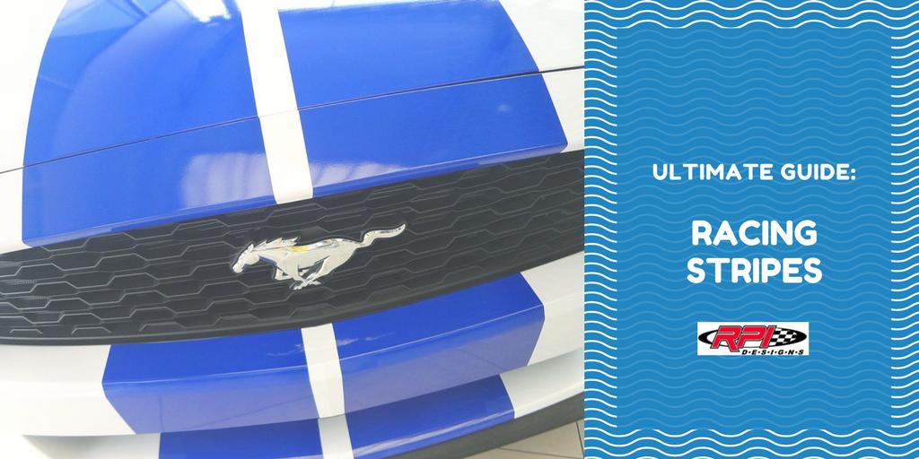 The Ultimate RPI Designs Mustang Racing Stripe Guide