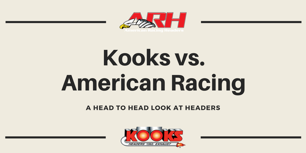 Kooks vs.American Racing