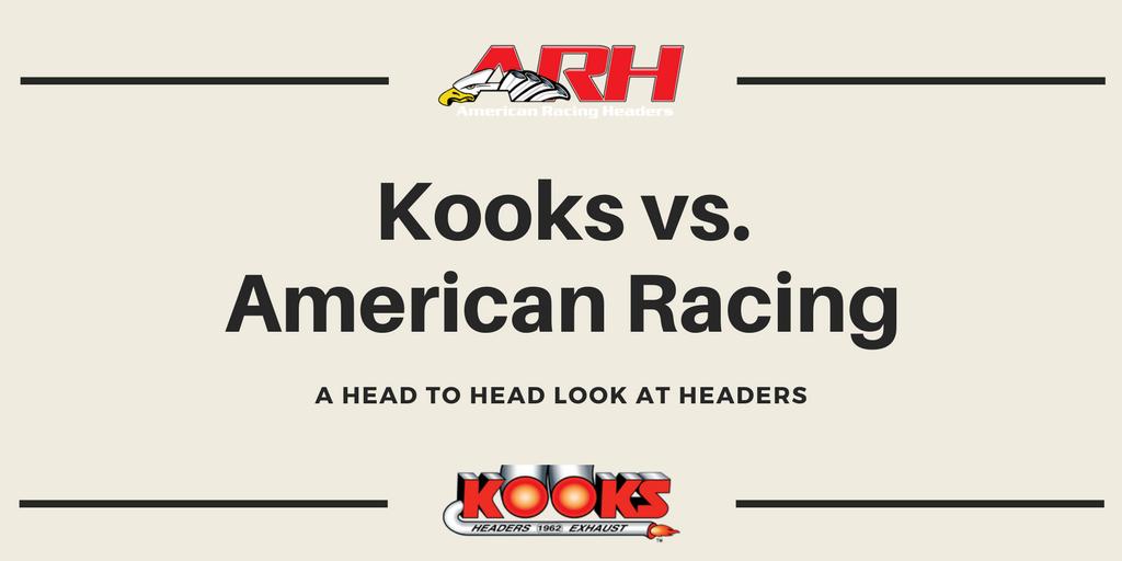 Kooks vs.American Racing