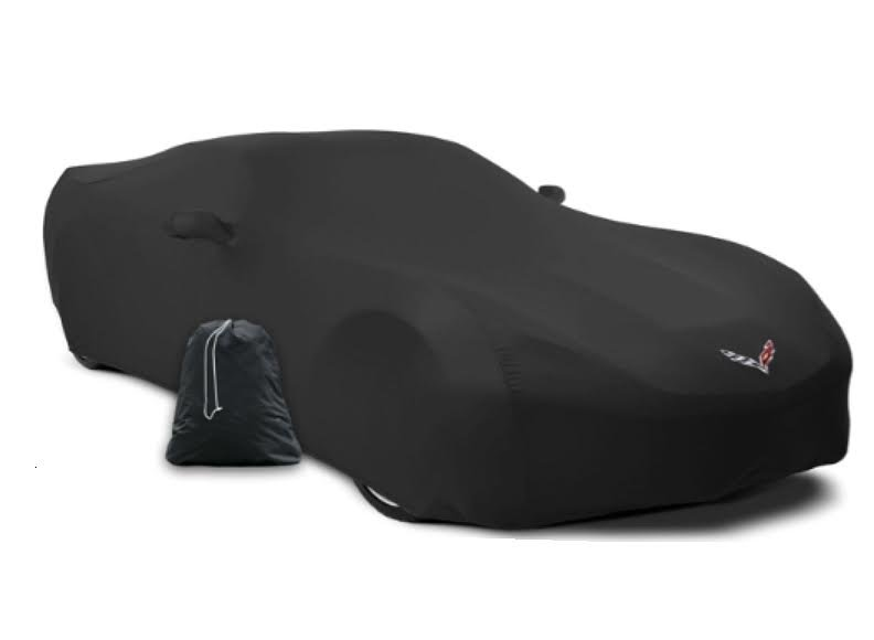 Corvette Indoor Car Covers With Logos