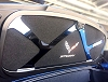C7 Corvette Convertible Stainless Steel Trunk Lid Brace