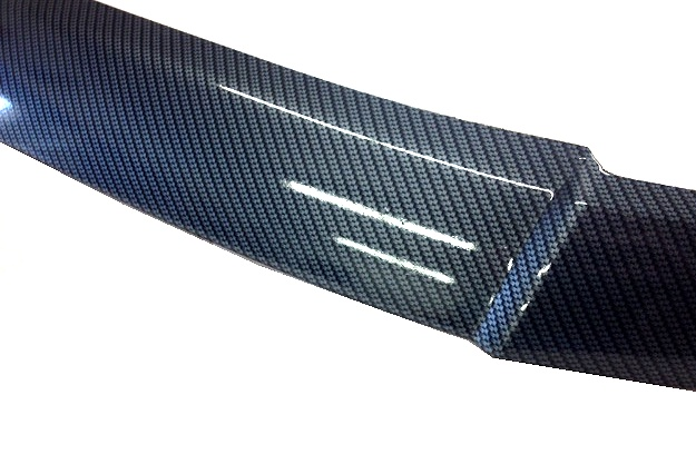 05-09 Mustang GT Classic Chin Spoiler - Carbon Fiber Finished