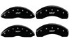 2003-2006 Ford Expedition MGP Caliper Covers Black