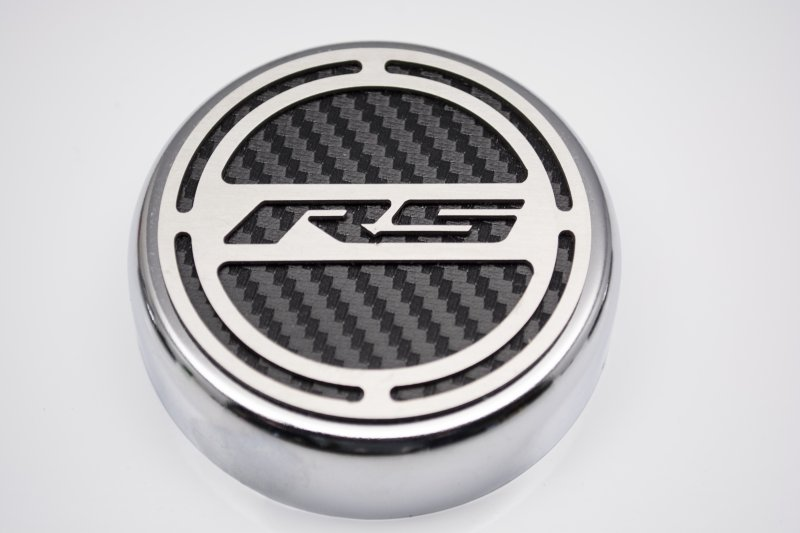 2010-2015 Camaro V6 Cap Cover Set RS Carbon Fiber