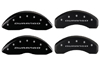 2007-2009 Dodge Durango MGP Caliper Covers Black