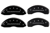 2011-2013 Dodge Durango MGP Caliper Covers Black