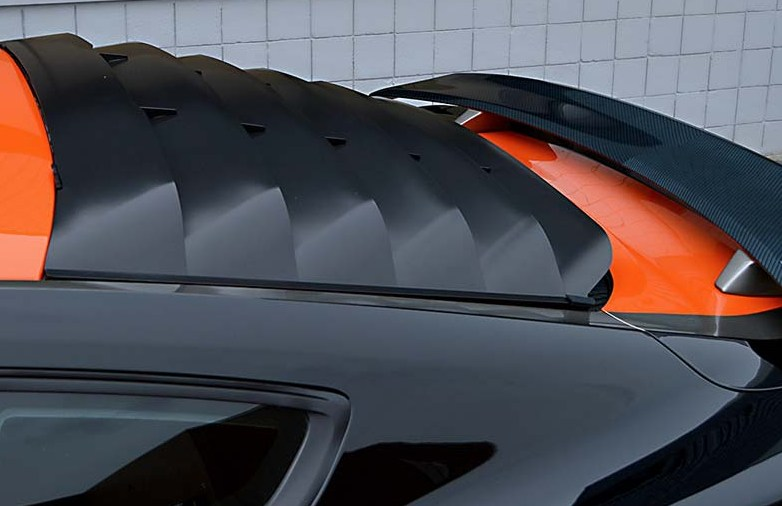 Ford Mustang Mrt Rear Window Louvers Rpidesigns Com