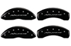 2002-2006 Chevrolet Avalanche 1500 MGP Caliper Covers Matte Black