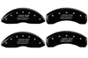 2006-2009 Chevrolet Trailblazer MGP Caliper Covers Black
