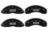 2000-2005 Chevrolet Monte Carlo MGP Caliper Covers Black/Silver