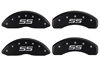 2000-2005 Chevrolet Monte Carlo MGP Caliper Covers Matte Black