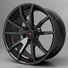 2015-2017 Ford Mustang Outlaw Wheels - Bandit Gloss Black