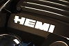 2008-2018 Challenger HEMI Fuel Rail Engine Cover Lettering