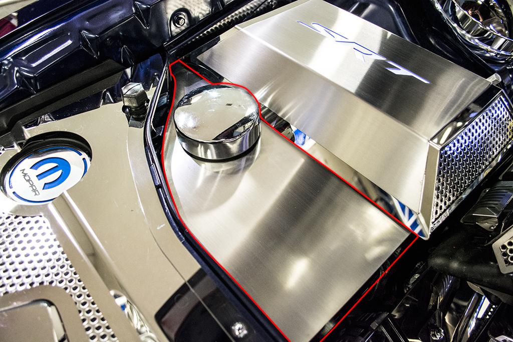 2015 2019 Dodge Challenger Anti Lock Brake Washer Fluid