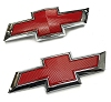 2016-2019 Camaro Custom Painted Bowties Emblems Package