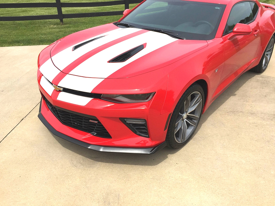 Build Your Own Ford >> 6th Generation Camaro SS Front Splitter | RPI Designs