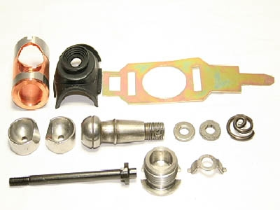 1963 1982 Power Steering Control Valve Rebuilding Kit.