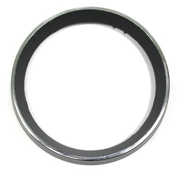 Corvette C2 1965-1967 Clock Face Bezel (Black)