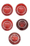 1968-1979 C3 Corvette Tail Light Lenses