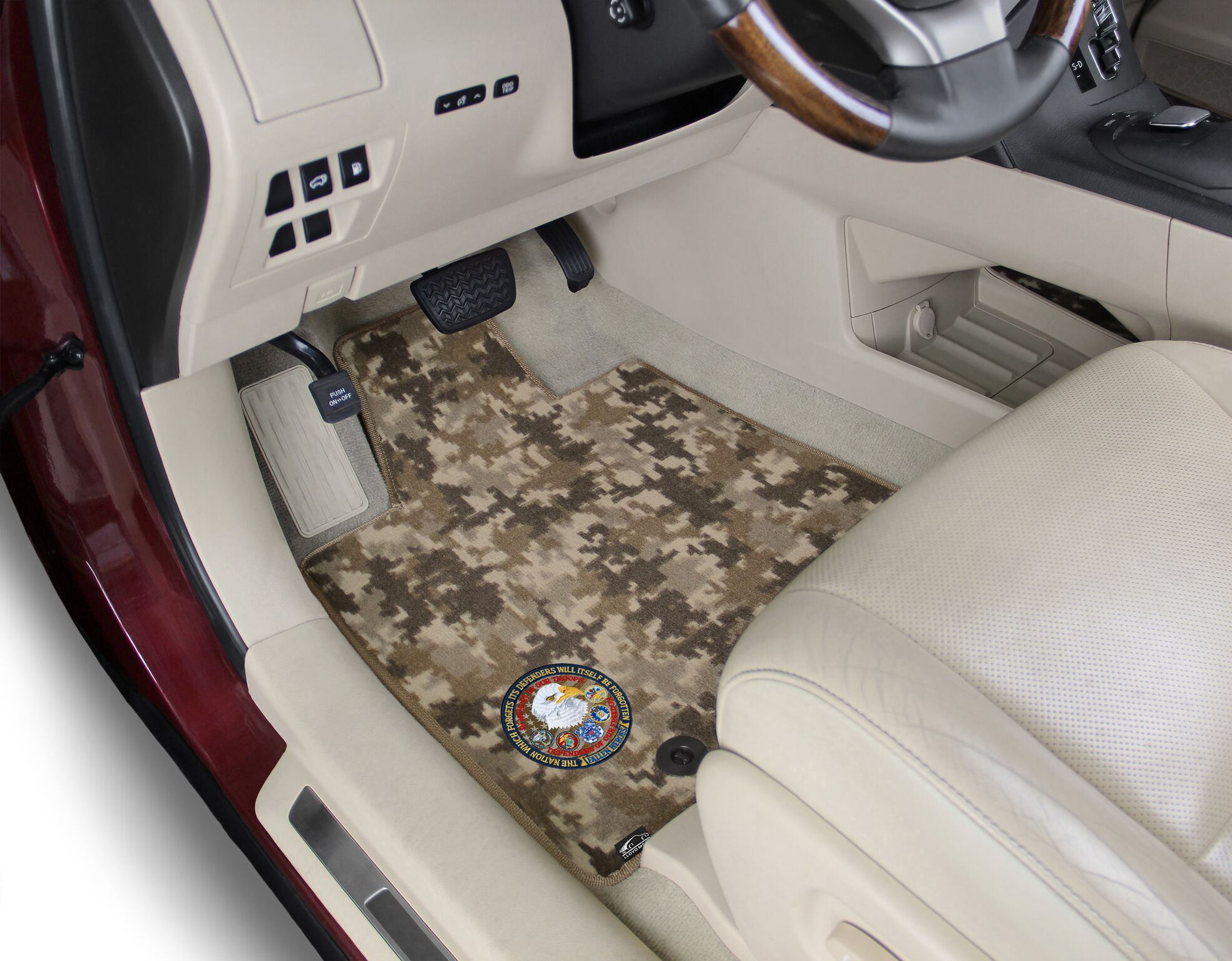 fh most split or camo dp set car and universal full seat compatible camouflage floors amazon fit floor hunting airbag cover mats van group bench suv truck com