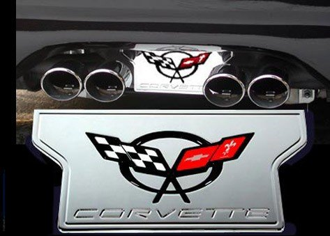 1997-2004 C5 Corvette Billet Exhaust Enhancer