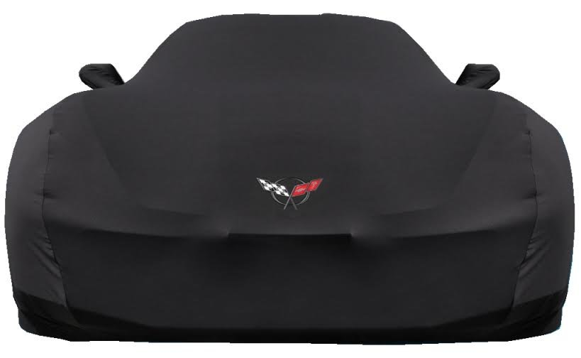 1997-2004 C5 Corvette Coverking MODA Stretch Car Cover-Indoor With Logo