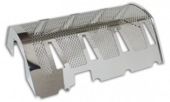 2008-2011 Dodge Challenger SRT8 Perforated Plenum Cover