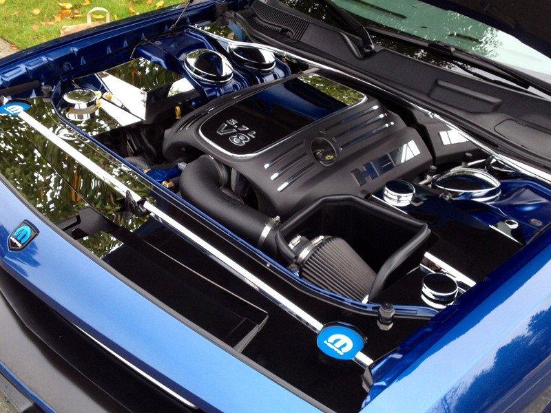 2008 2018 Dodge Challenger 5 7 Engine Shroud Kit Rpidesigns Com