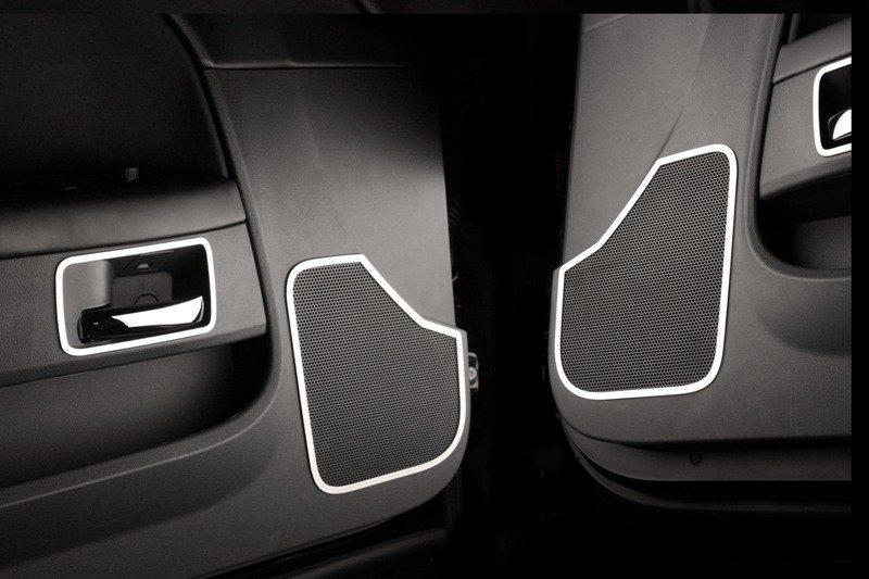 Dodge Challenger Speaker Trim Rings