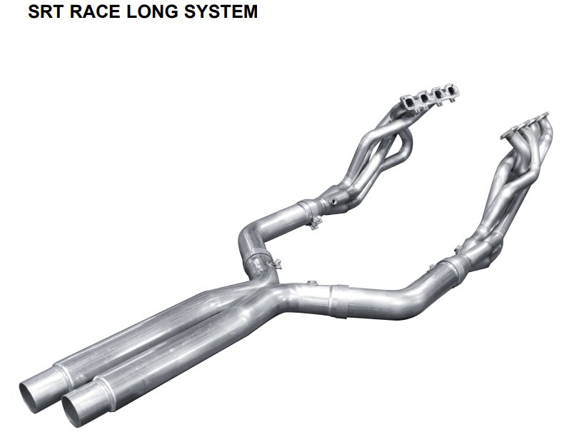 2009-2019 Dodge Challenger SRT, Hellcat, Demon American Racing Headers Race Long System