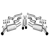 2010-2015 Camaro SS Ground Effects Borla Sport Cat Back Exhaust