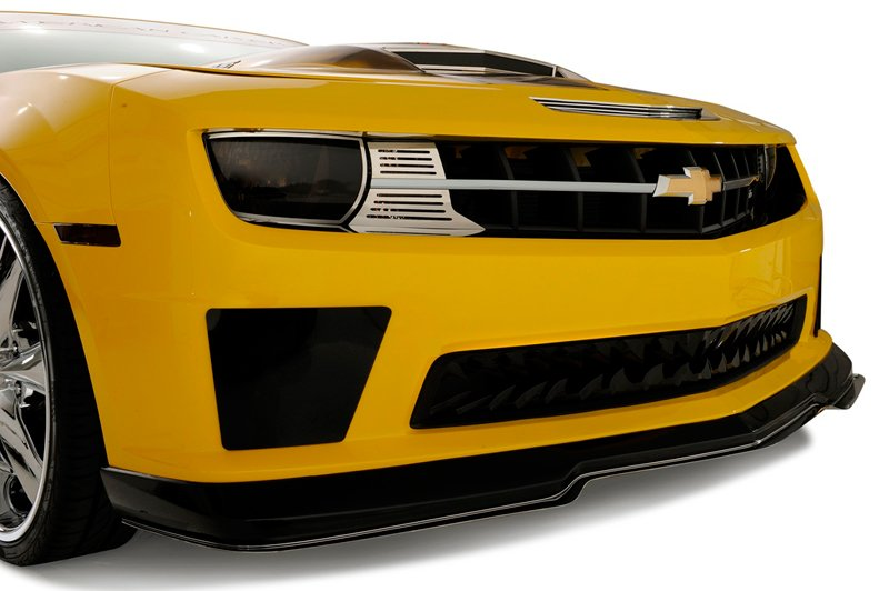 2010-2013 Camaro Shark Tooth OEM Grille - Black