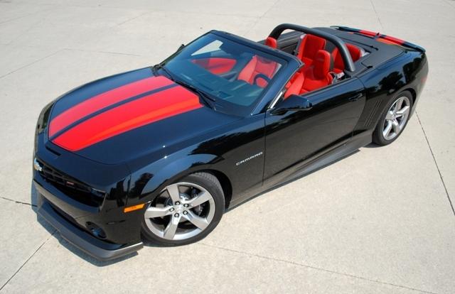 2010 2015 Camaro Convertible Sports Bar Rpidesigns Com