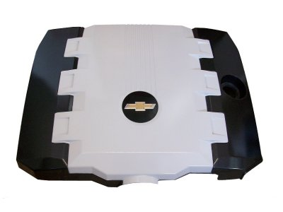 2010-2015 Camaro Painted Engine Cover - V6