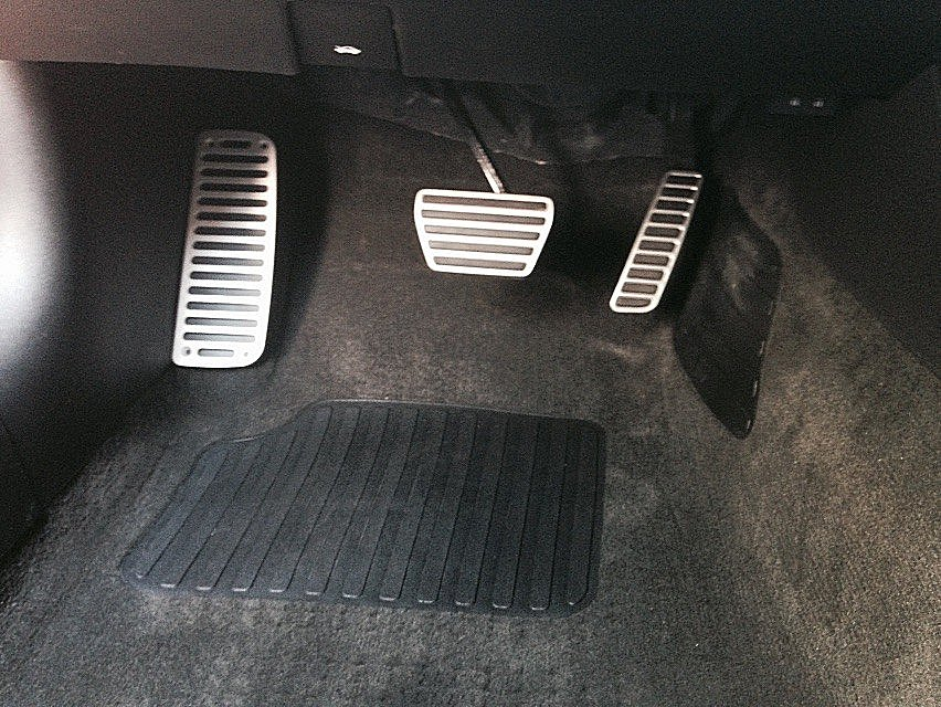 2016-2019 Camaro Aluminum Gas Brake and Dead Pedal Covers
