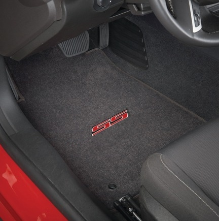 2010-2015 Camaro Lloyd Floor Mats Package 2011