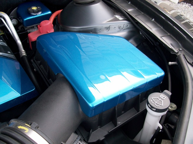 2010-2015 Camaro Painted Air Cleaner Box Cover