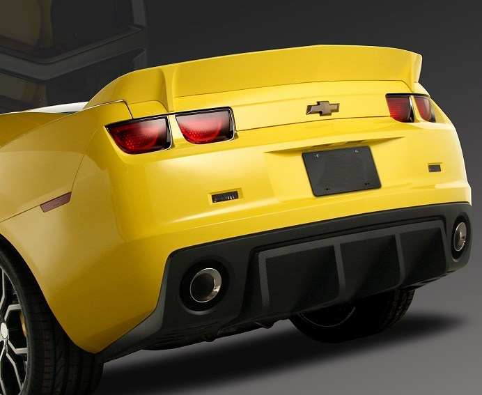2010-2013 Camaro HAVOC Rear Spoiler