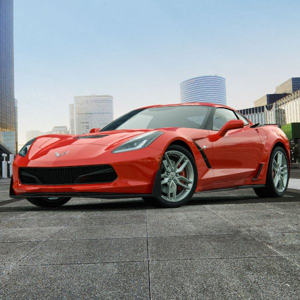 C7 Corvette ACS Wide Body Rear Qtr Panel Conversion w Rockers Coupe