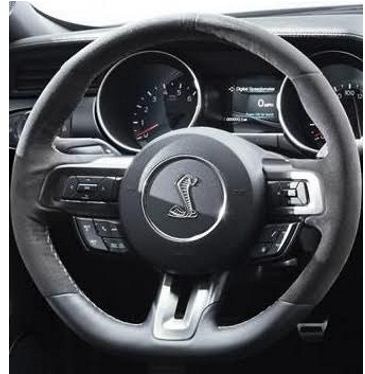 2017 Ford Mustang Gt350 D Style Steering Wheel Upgrade