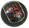 2015-2018 Mustang Carbon Fiber 6-speed Gear Shift Knob Ball