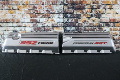 2011 2019 challenger painted fuel rail covers rpidesigns com