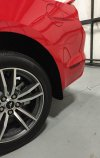 2015-2017 Ford Mustang Stealth Splash Guards Mud Flaps Kit