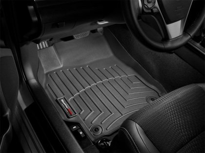 2015-2018 Ford Mustang WeatherTech Front Seat Liners Floor Mats